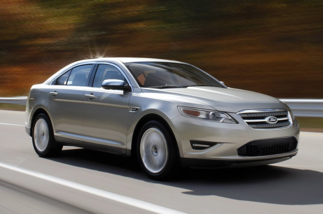 Latest Road Test All New 2010 Ford Taurus Huffpost Free Download