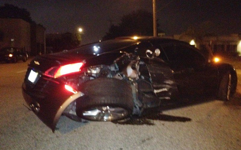 Latest Audi R8 Crashes In Florida Owner Posts Photos On Forum Free Download