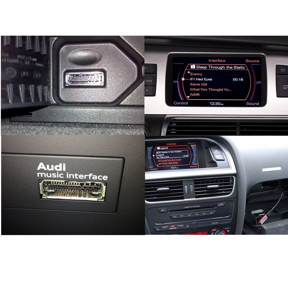 Latest For Audi Music Interface Ami Mmi Aux To Usb Adapter Cable Free Download