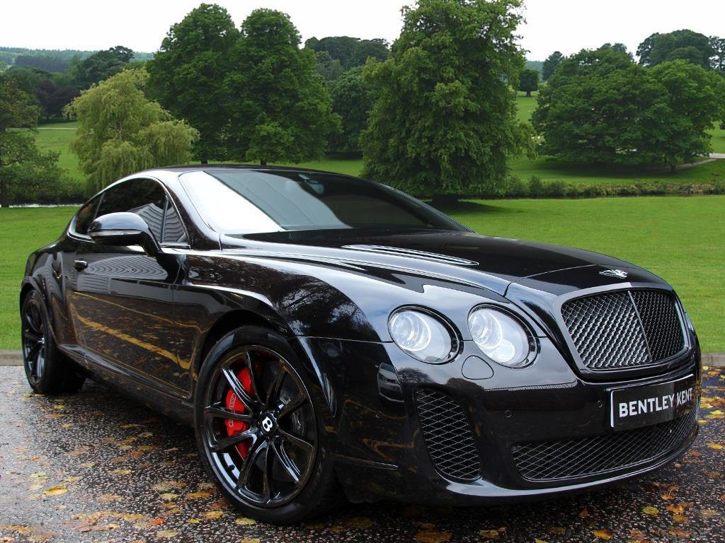 Latest Used 2010 Bentley Continental Supersports For Sale In Kent Free Download