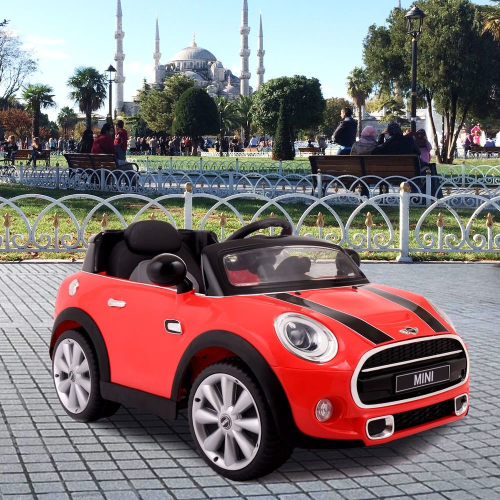 Latest Bmw Mini Hatch 12V Mp3 Rc Electric Kids Ride On Car Free Download