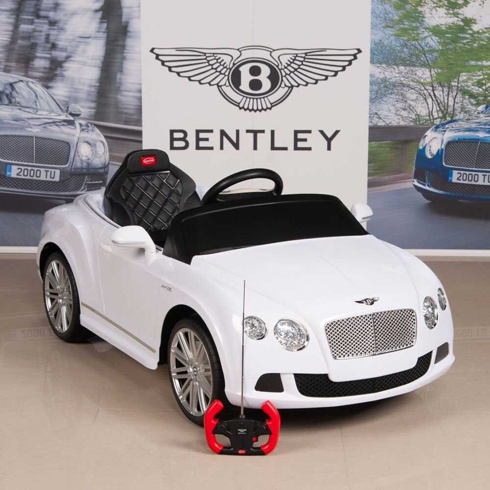 Latest Bentley Gtc 12V Ride On Kids Battery Power Wheels Car Rc Free Download