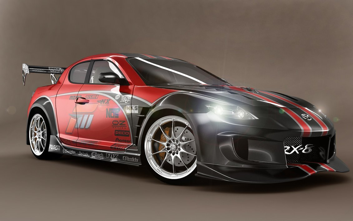 Latest Mazda Rx8 Race Car Hd Wallpapers Car Wallpapers Free Download