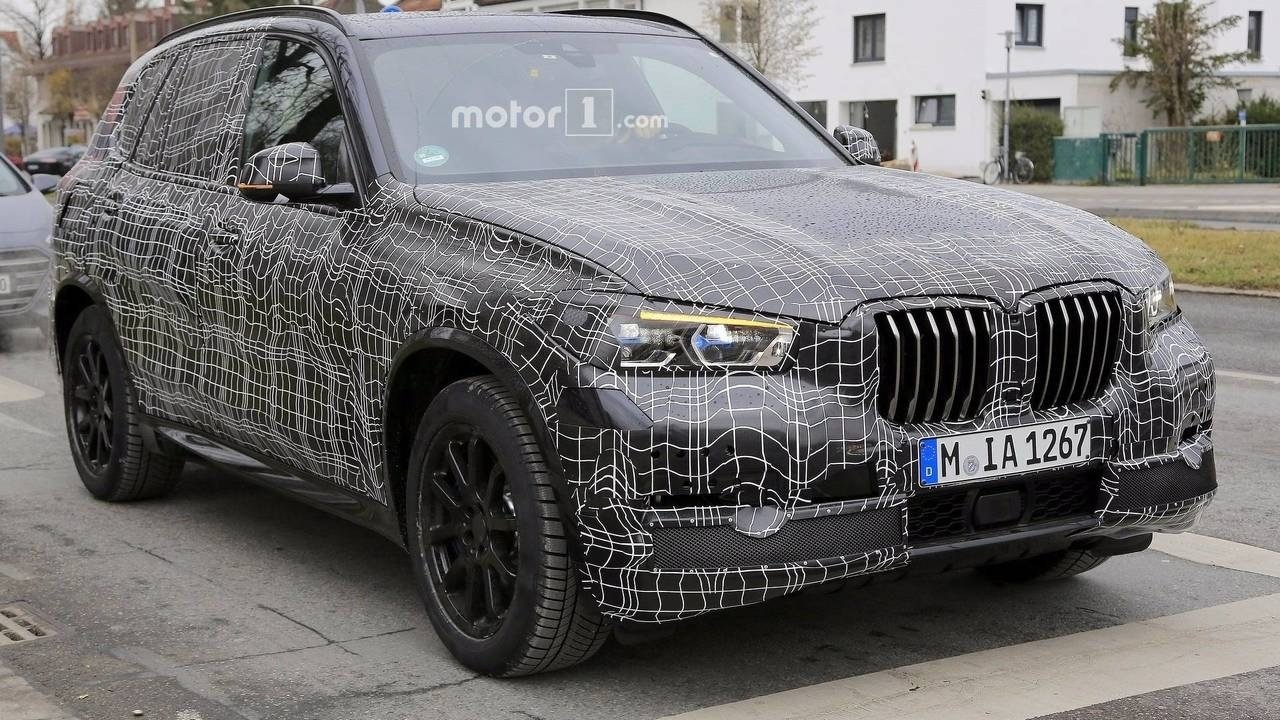 Latest 2019 Bmw X5 Side Photo Best Car Release News Free Download