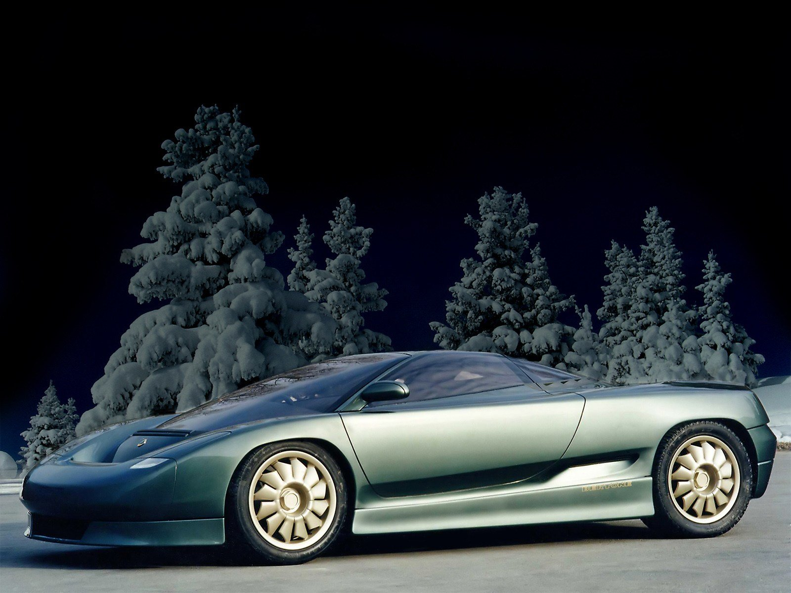 Latest Old Concept Cars Lotus Emotion By Bertone Free Download
