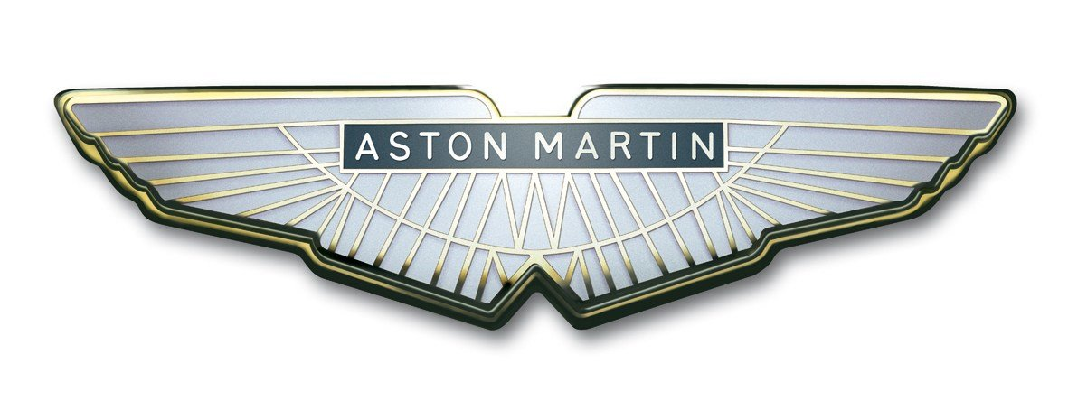 Latest Aston Martin History Wings Badge Evolution Free Download