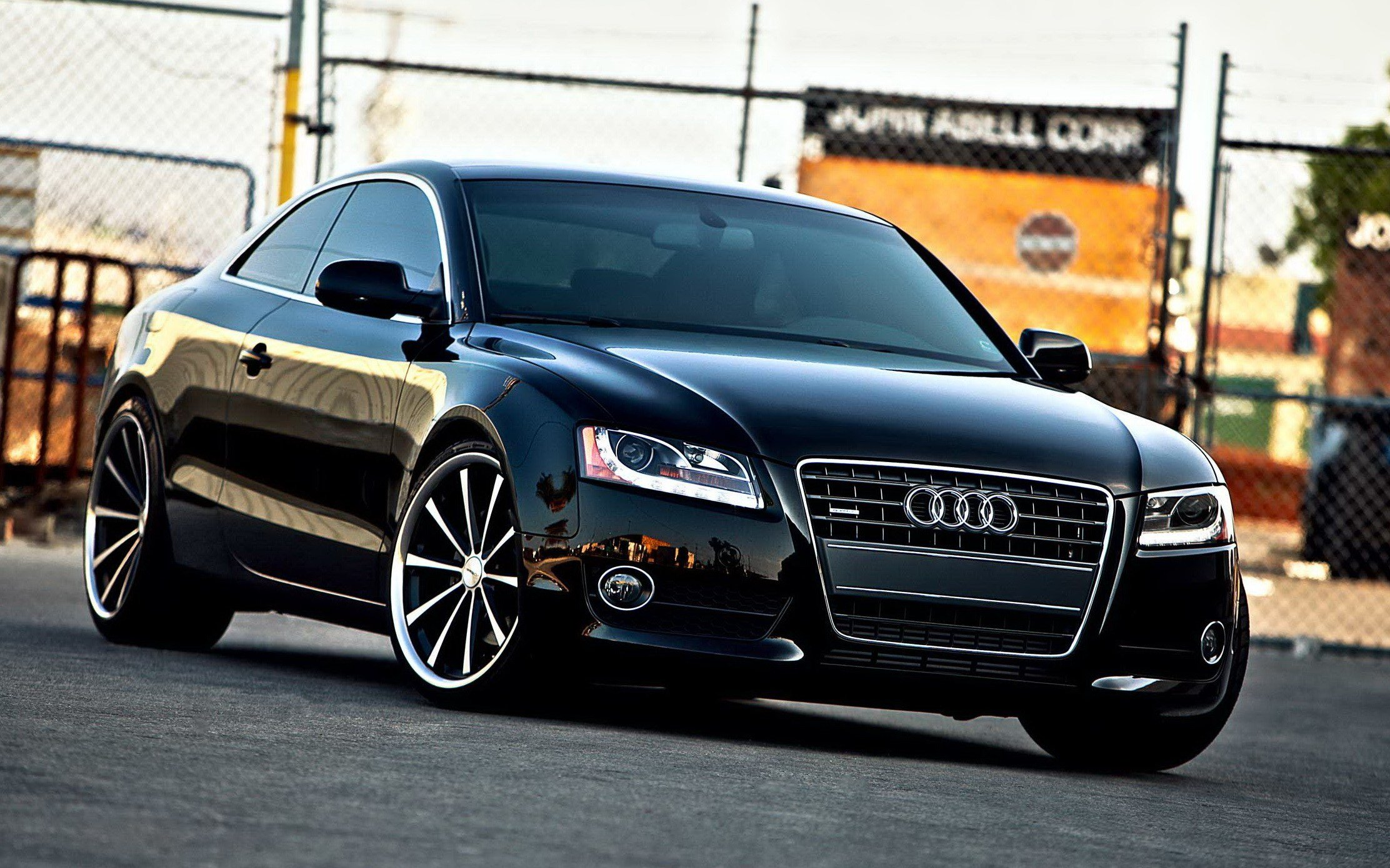 Latest Audi A5 2015 Blue Hd Car Wallpapers Gallery Iphone Tsdk Free Download