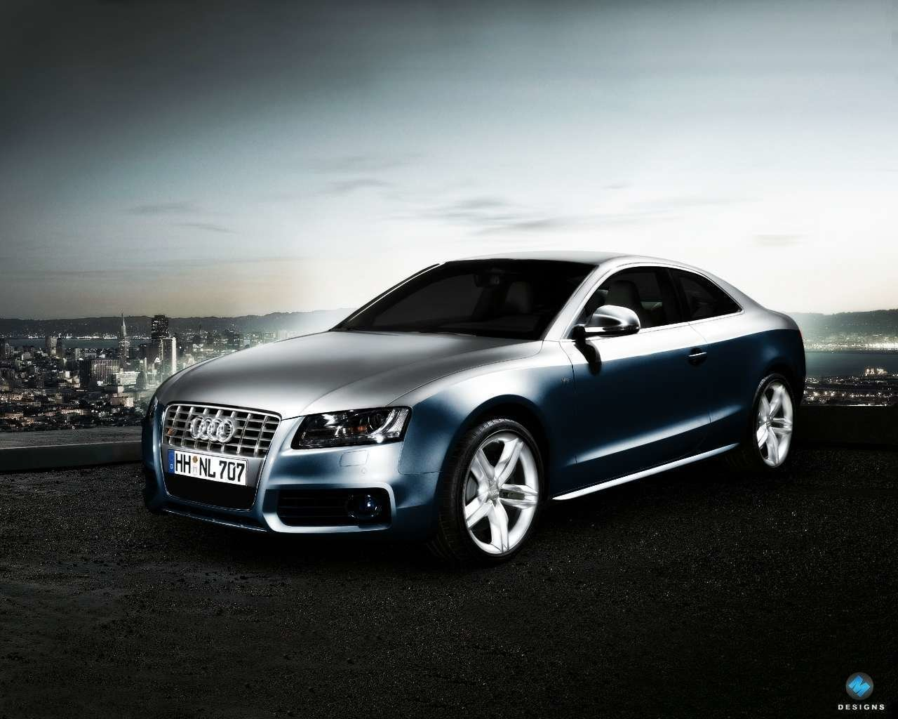 Latest Audi Cool Car Wallpaper Hd Wallpapers A6 Black Edition Free Download