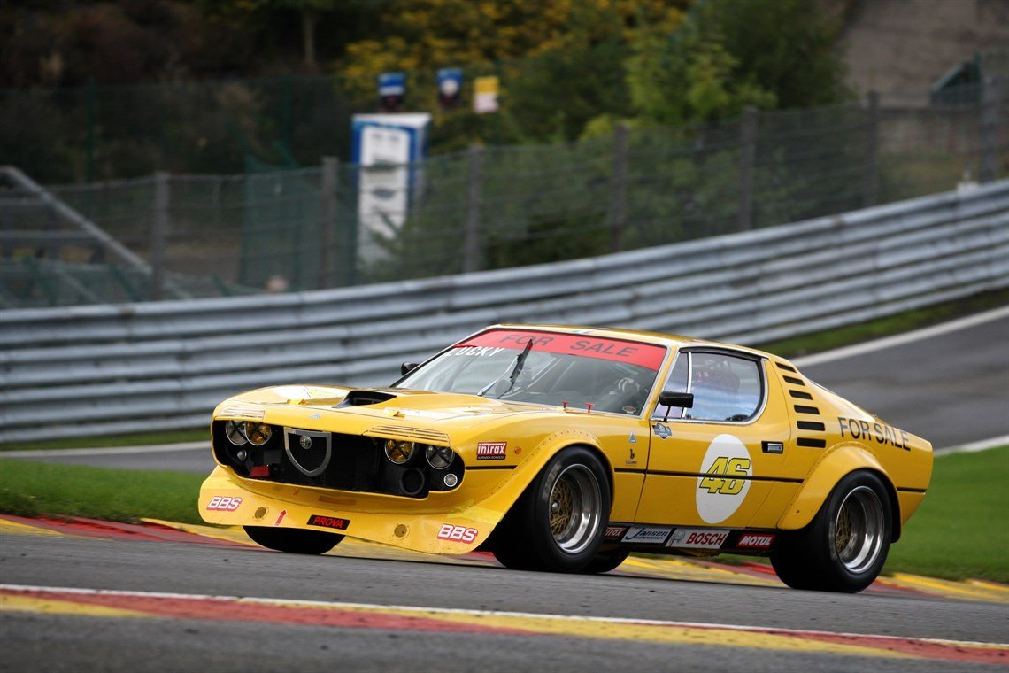 Latest Alfa Romeo Montreal Group 3 1972 Racing Cars Free Download
