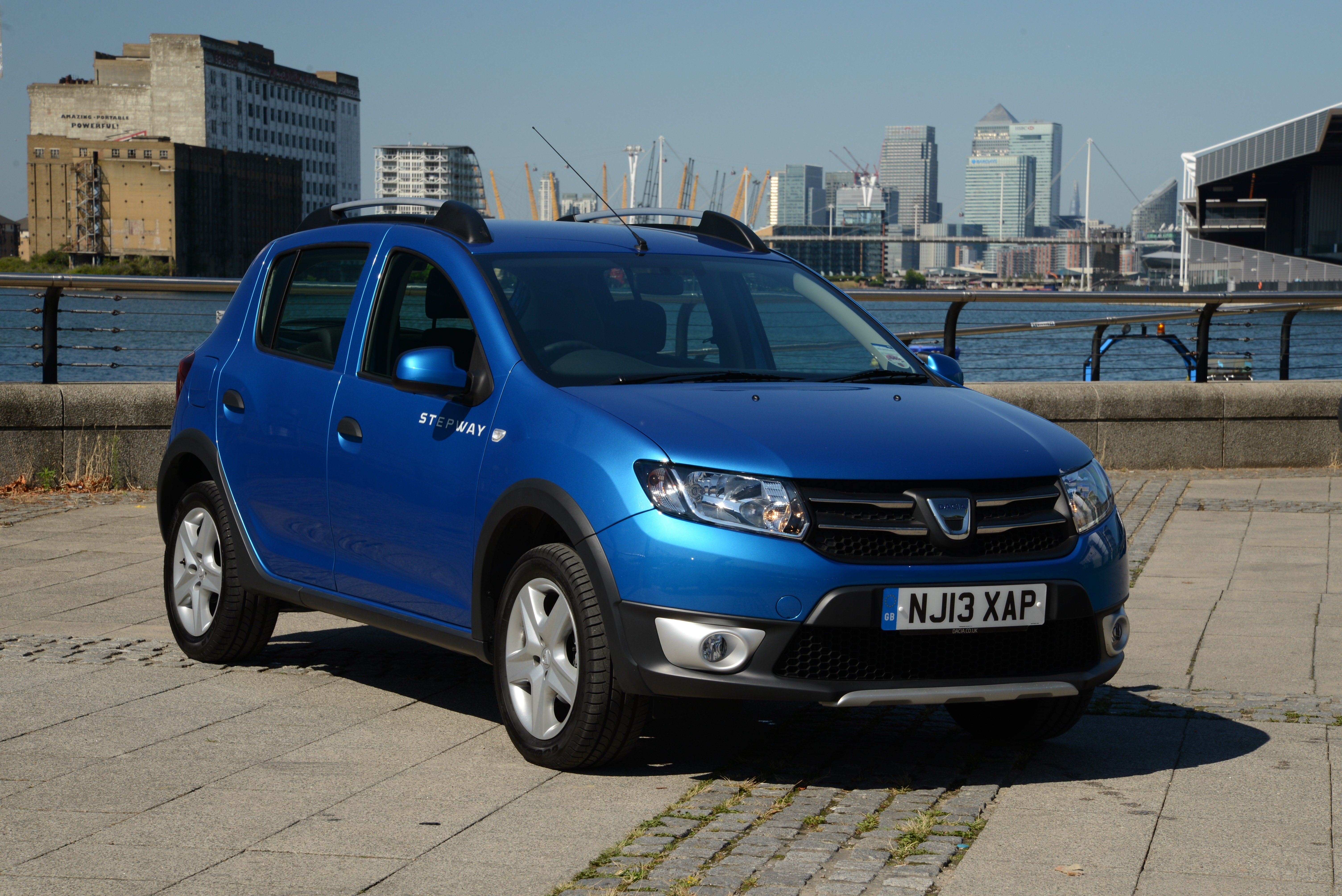 Latest 2013 Dacia Sandero Stepway Pictures Auto Express Free Download