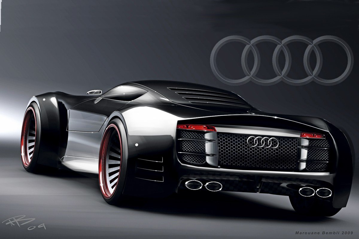 Latest Audi R8'S Big Brother To Power In Auto Express Free Download