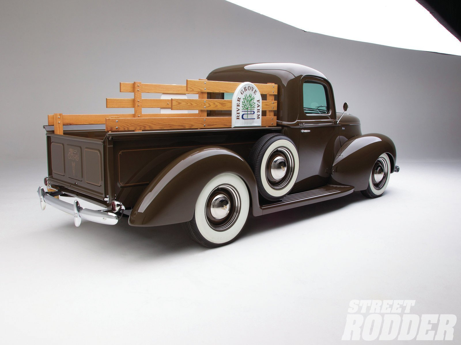 Latest 1940 Ford Pickup Show Horse Hot Rod Network Free Download