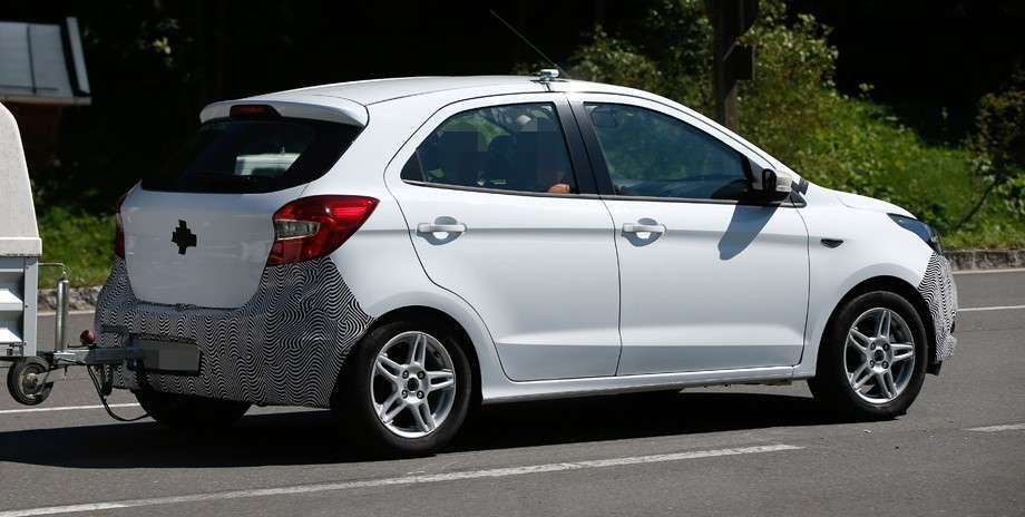 Latest Nuova Ford Ka 2016 Foto Spia Foto Allaguida Free Download