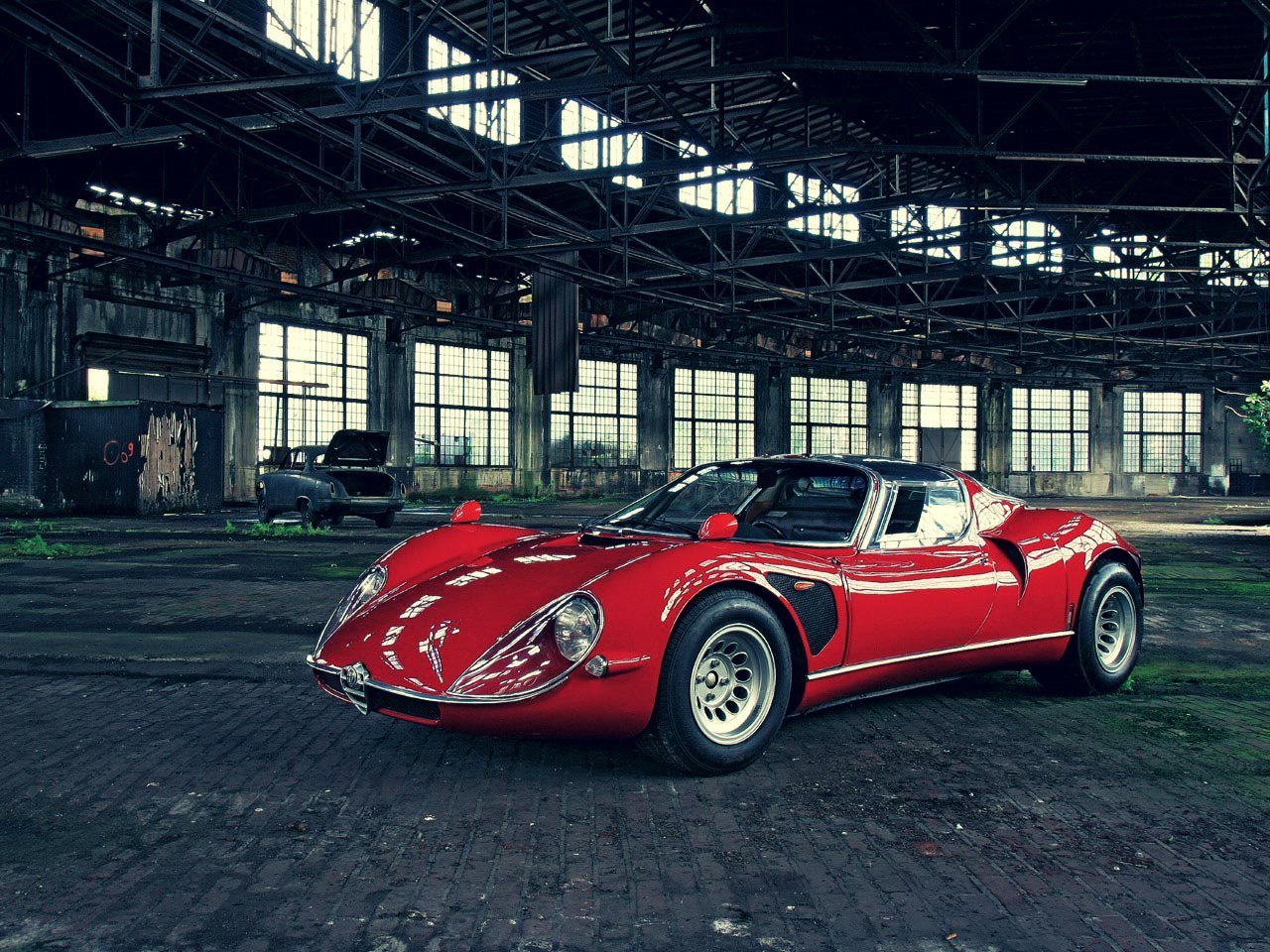Latest The Alfa Romeo 33 Stradale Silodrome Free Download