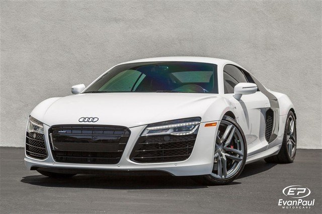 Latest Audi R8 V10 Evan Paul Free Download
