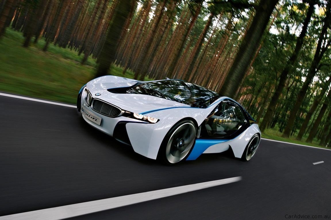 Latest Bmw Vision Efficientdynamics Concept To Star In Mission Free Download