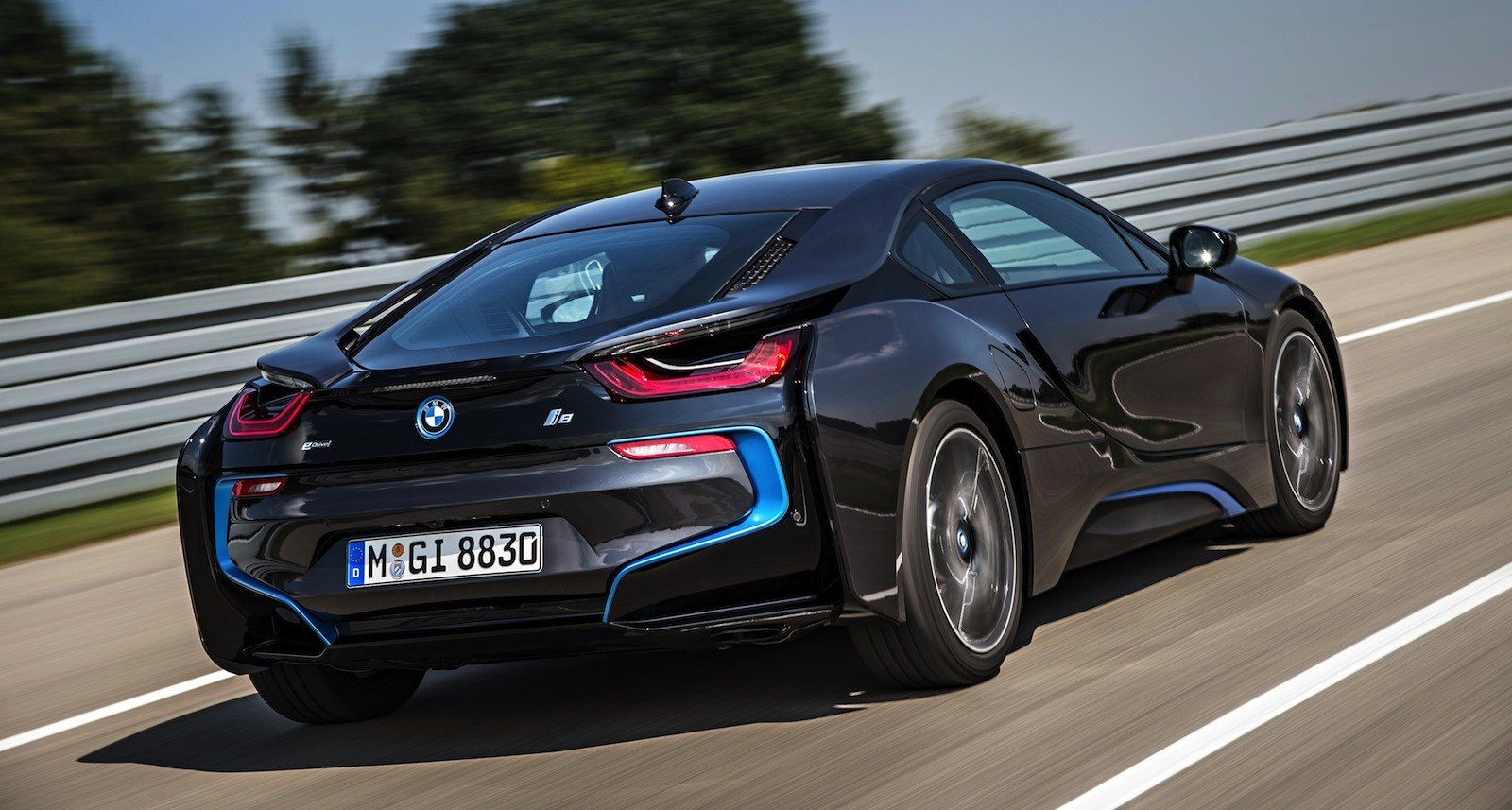 Latest Bmw I8 570Nm Hybrid Supercar Coming To Oz Photos 1 Of 16 Free Download