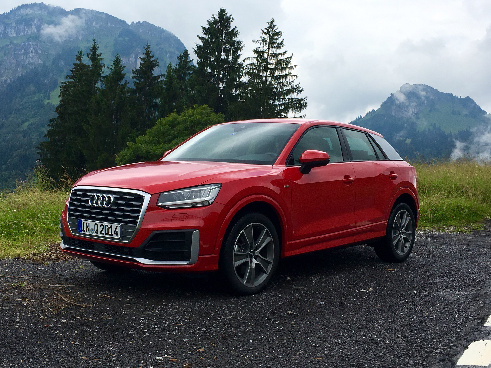 Latest 2017 Audi Q2 Review Caradvice Free Download