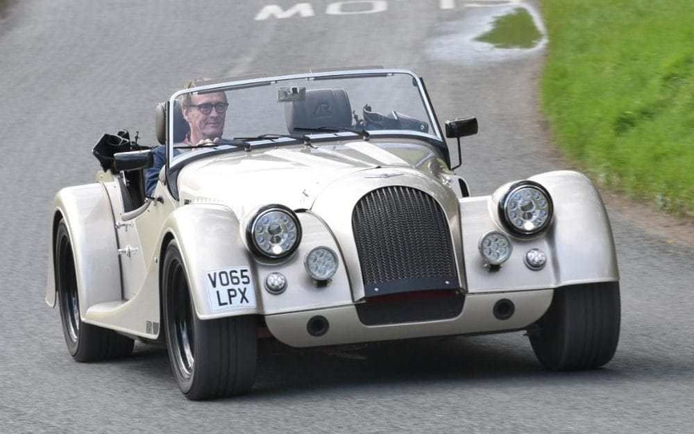 Latest Morgan Ar Plus 4 Review Old School Performance Free Download