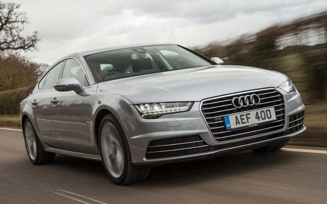 Latest Audi A7 Review Substance As Well As Style Free Download
