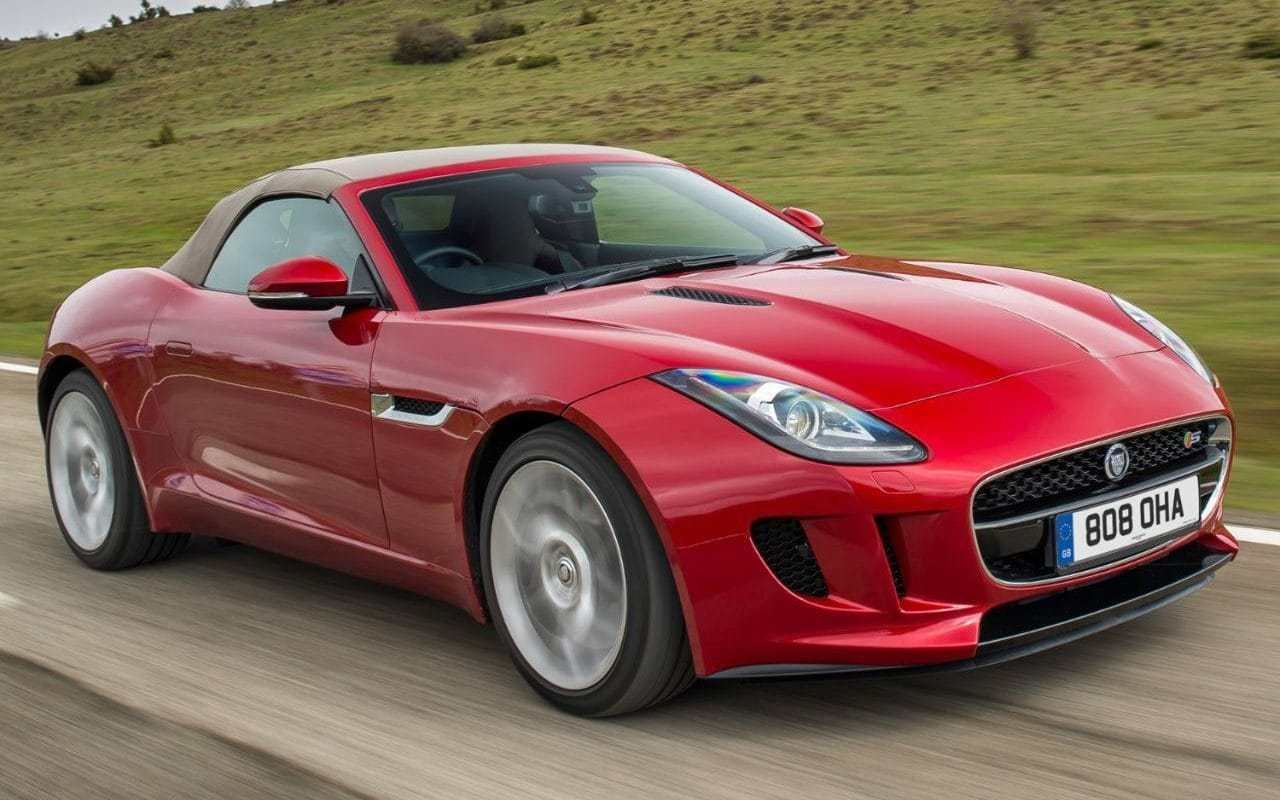 Latest Jaguar F Type Convertible Review Free Download