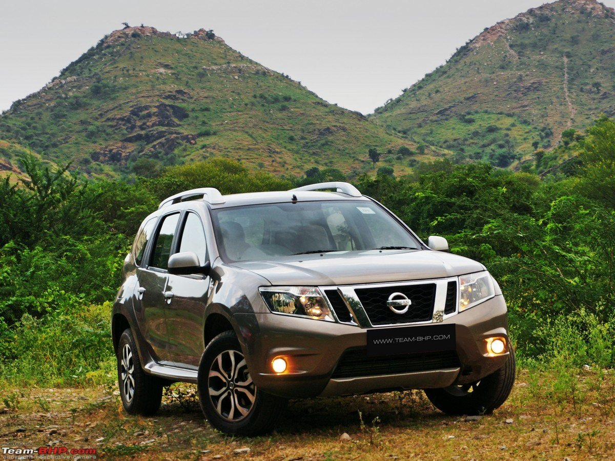 Latest Nissan Terrano Official Review Team Bhp Free Download