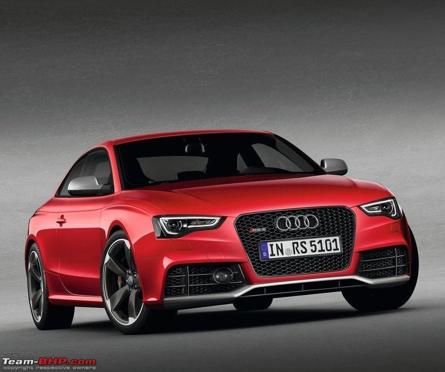 Latest 2013 Audi Rs5 Coupe Launched In India Team Bhp Free Download