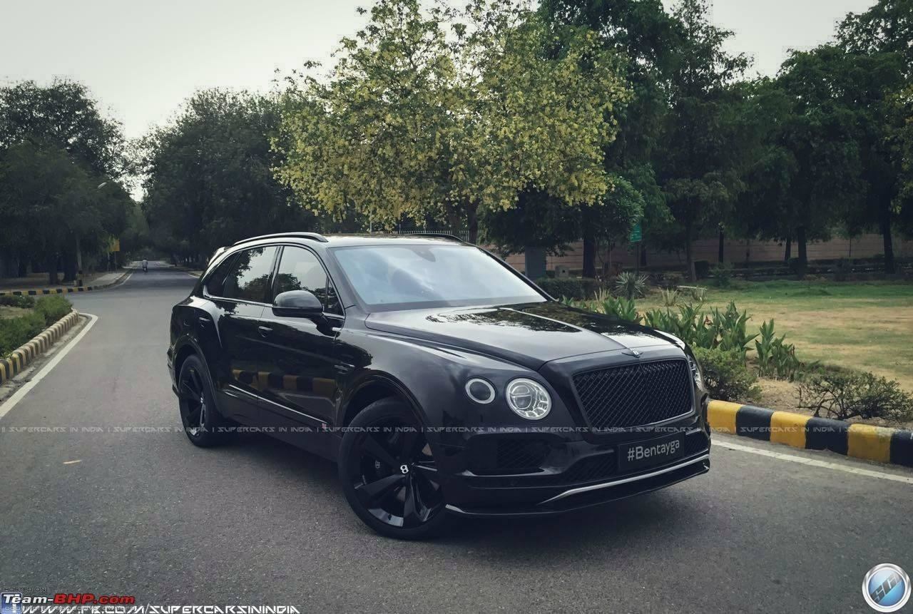 Latest Bentley Bentayga India Launch Scheduled For April 22 2016 Free Download