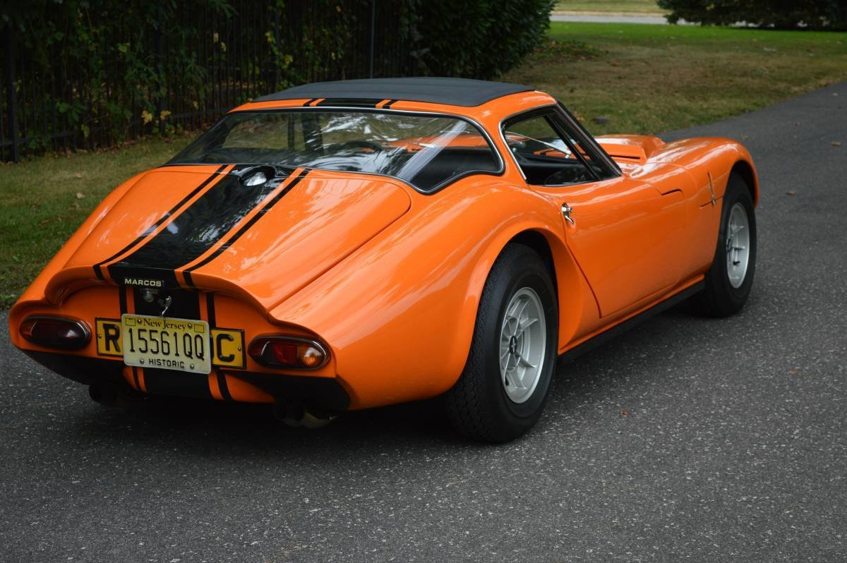 Latest Rare Rides Behold The 1969 Marcos Gt A Story Of Free Download