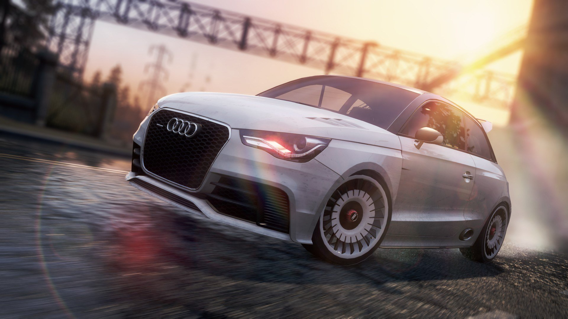Latest Video Games Cars Audi A1 Audi A1 Clubsport Quattro Need Free Download