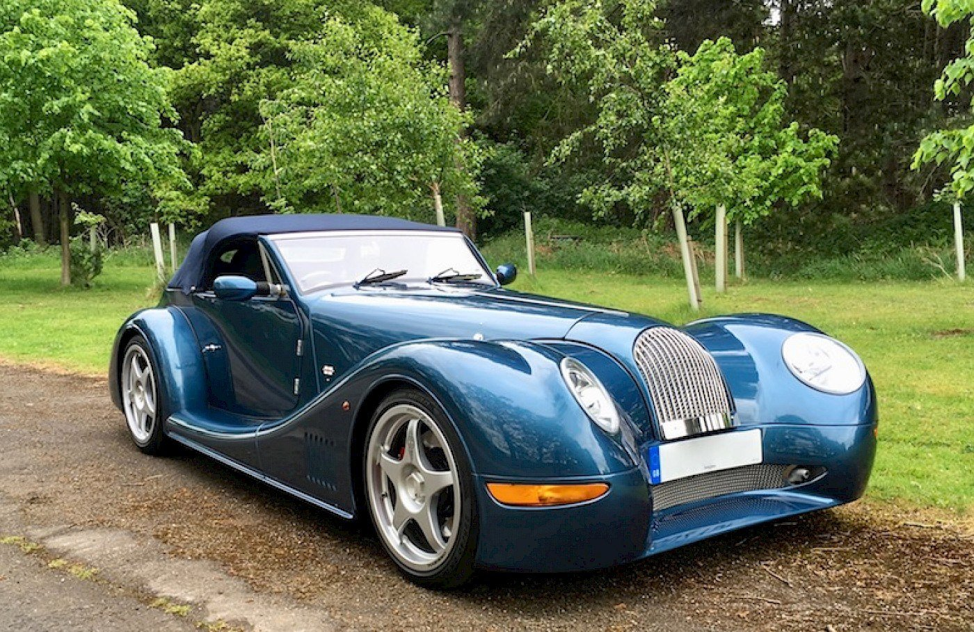 Latest Morgan Aero 8 Sold Absolute Classic Cars Free Download