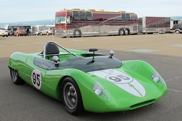 Latest Don Munoz S 1962 Lotus 23B Race Car Number 95 Free Download