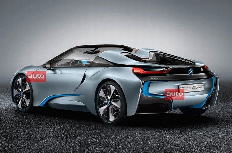 Latest Bimmerboost Bmw I8 To Come In A Spyder Convertible Free Download