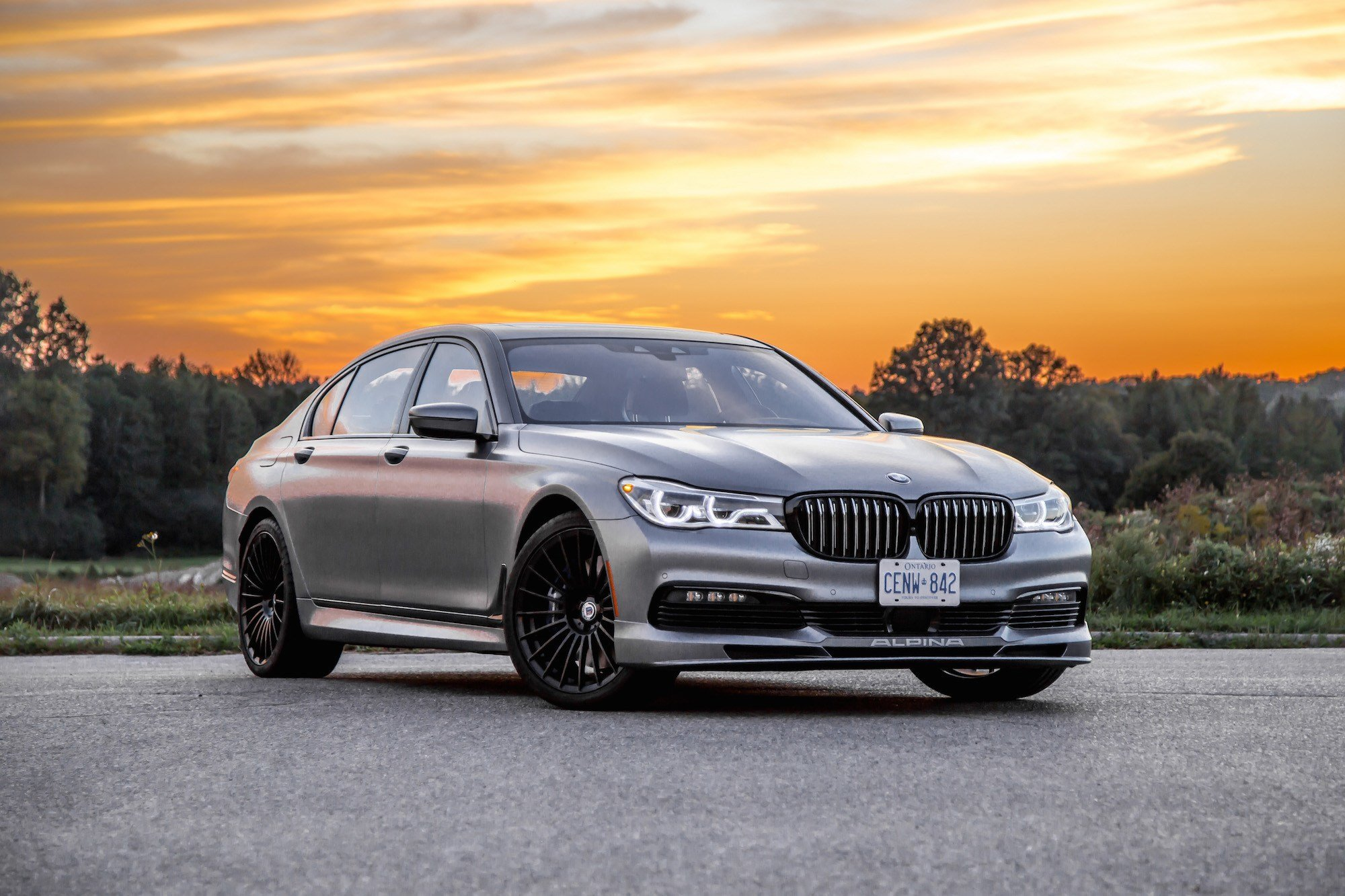 Latest Review 2019 Bmw Alpina B7 Exclusive Edition Car Free Download