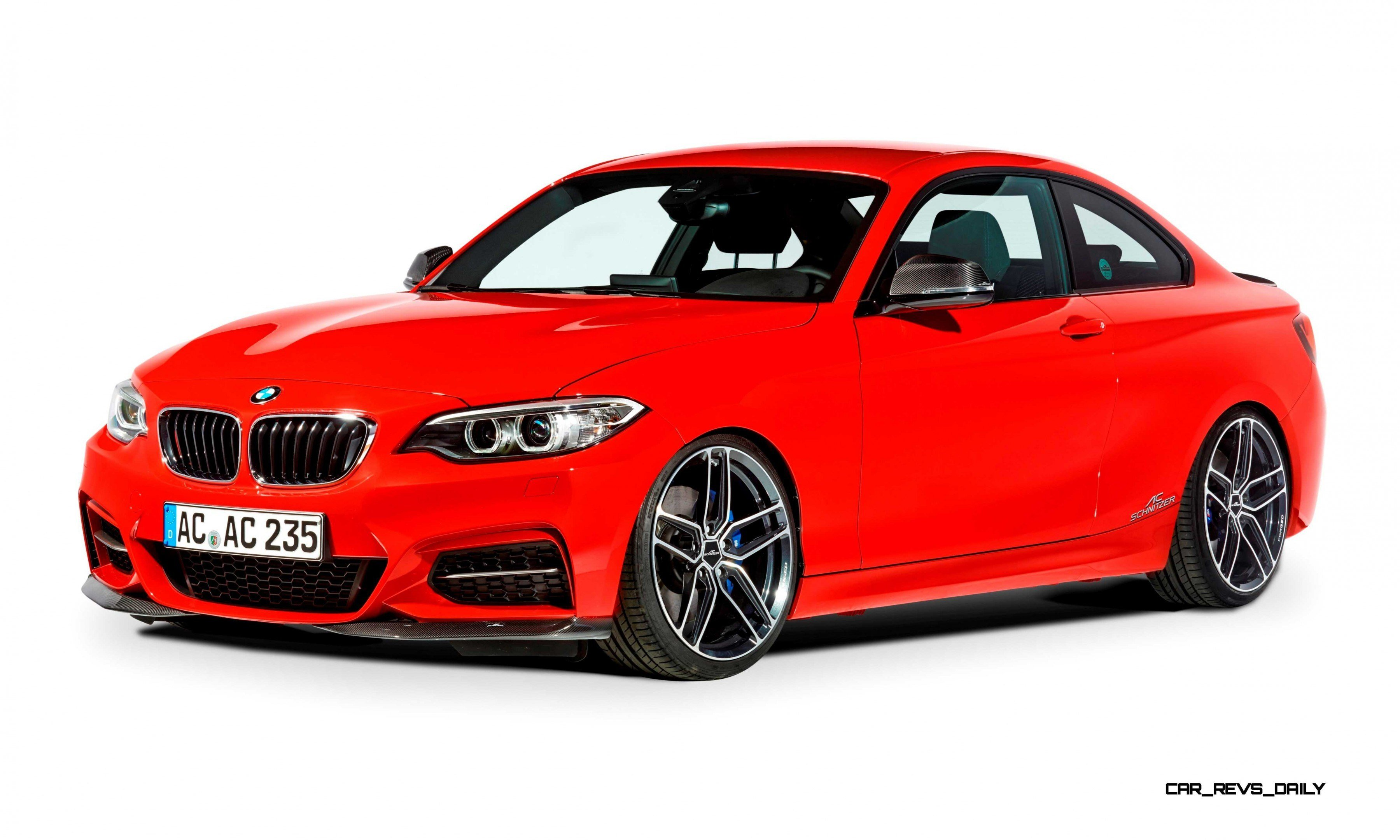 Latest Ac Schnitzer Bmw 228I And 235I Parts Now Available For Free Download