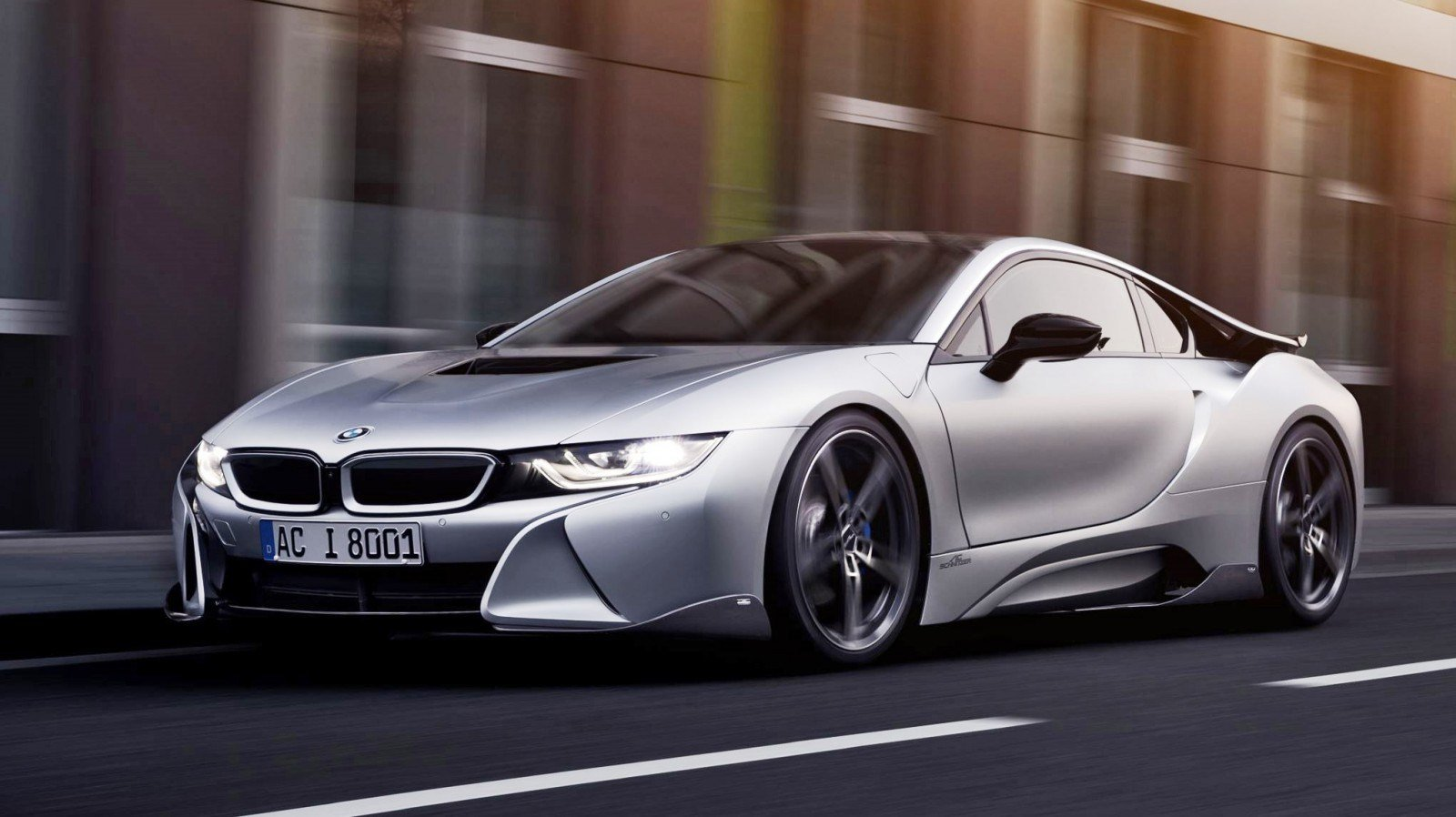 Latest Ac Schnitzer Bmw I8 Free Download