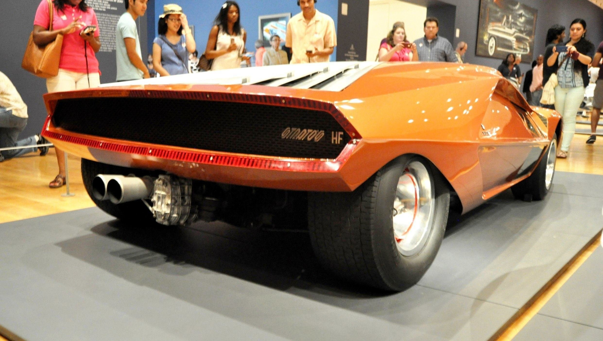 Latest Atlanta Dream Cars Showcase 1970 Lancia Stratos Hf Zero Free Download