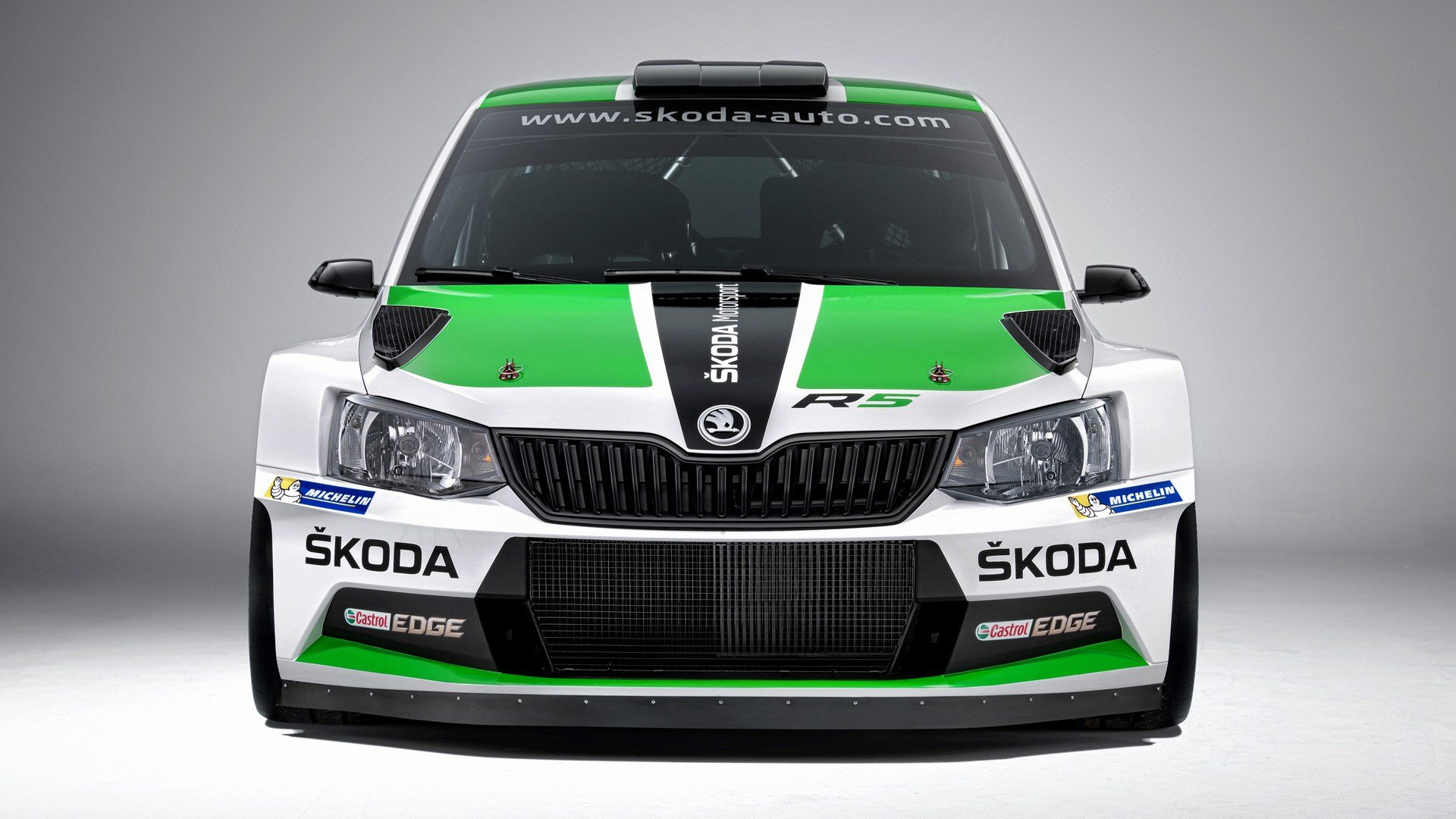 Latest Skoda Fabia R5 2015 Wallpapers And Hd Images Car Pixel Free Download
