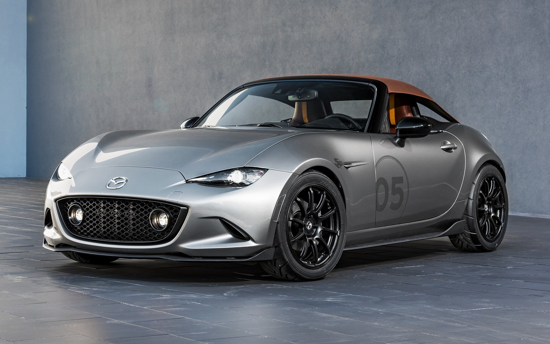Latest Mazda Mx 5 Spyder Concept 2015 Wallpapers And Hd Images Free Download