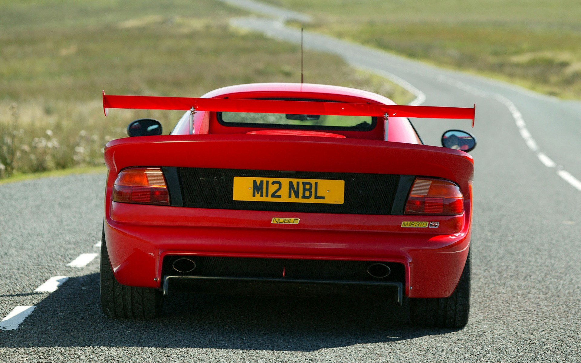 Latest Noble M12 Gto 3R 2004 Wallpapers And Hd Images Car Pixel Free Download