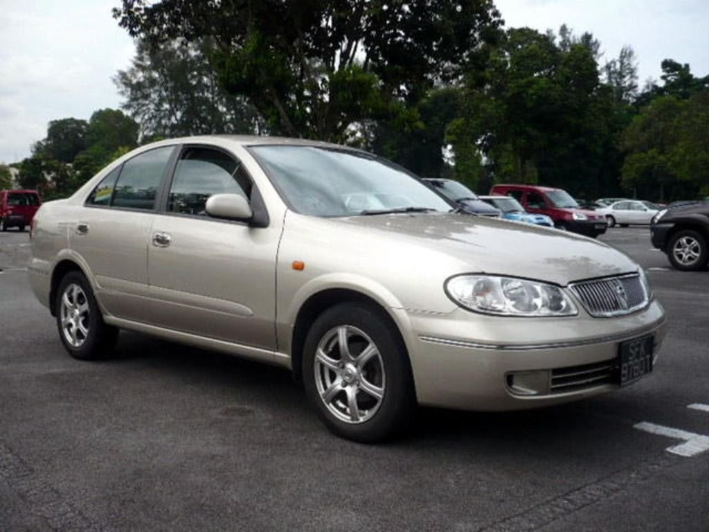 Latest 2004 Nissan Sunny Photos Free Download