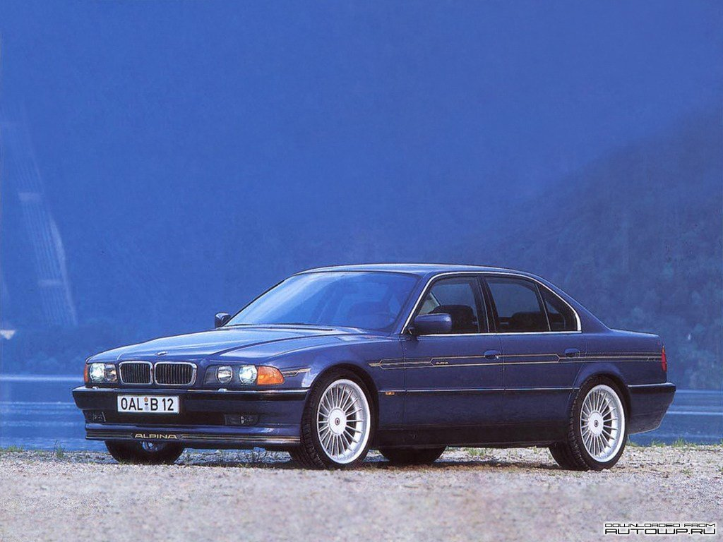Latest Alpina B12 5 7 E38 Photos Photogallery With 1 Pics Free Download
