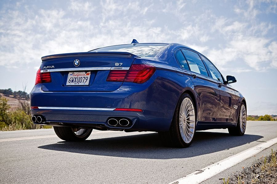 Latest 2014 Bmw Alpina B7 Reviews Specs And Prices Cars Com Free Download