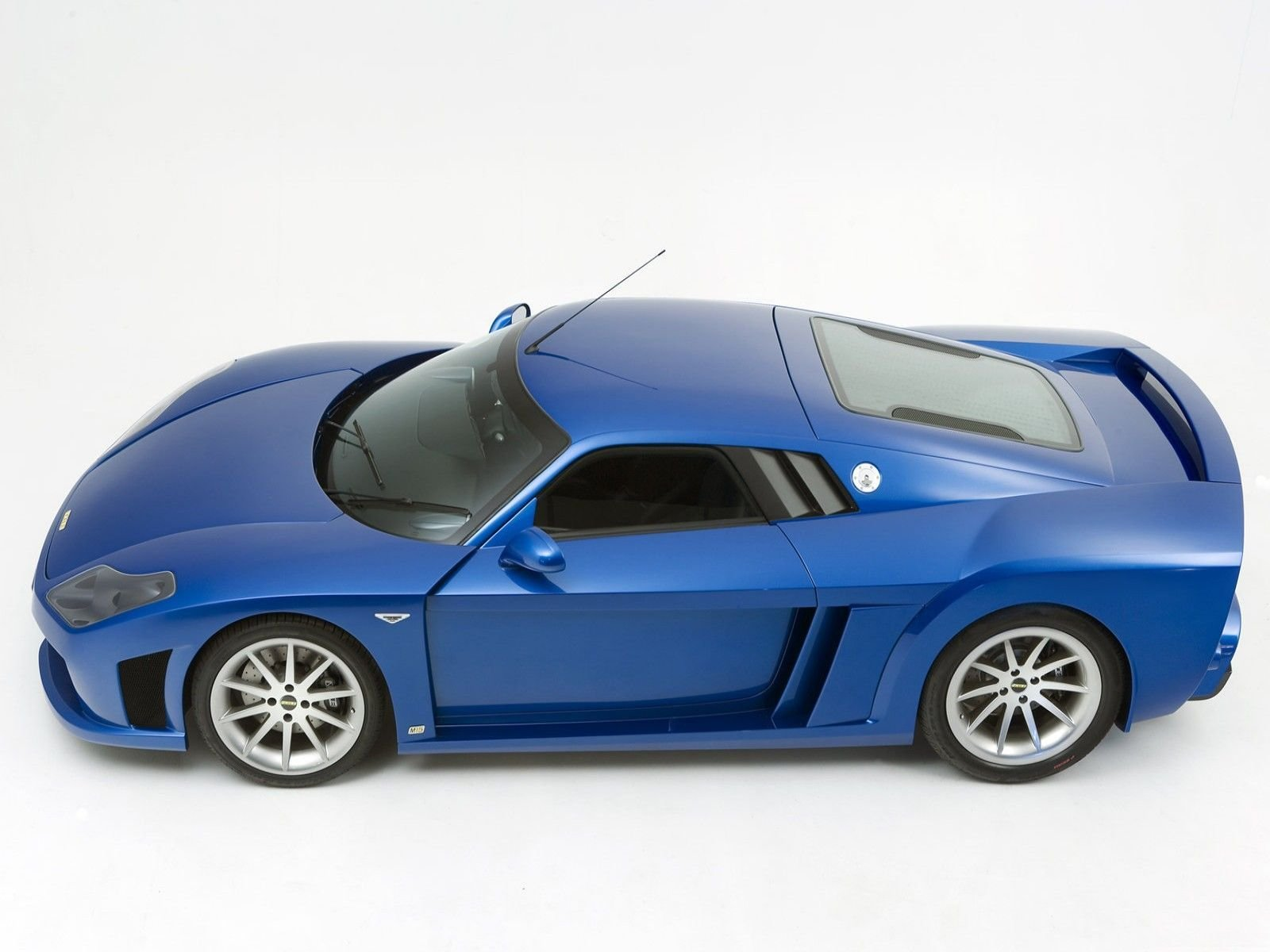 Latest Noble Cars Wallpapers 2006 Noble M15 05 Wallpaper Free Download