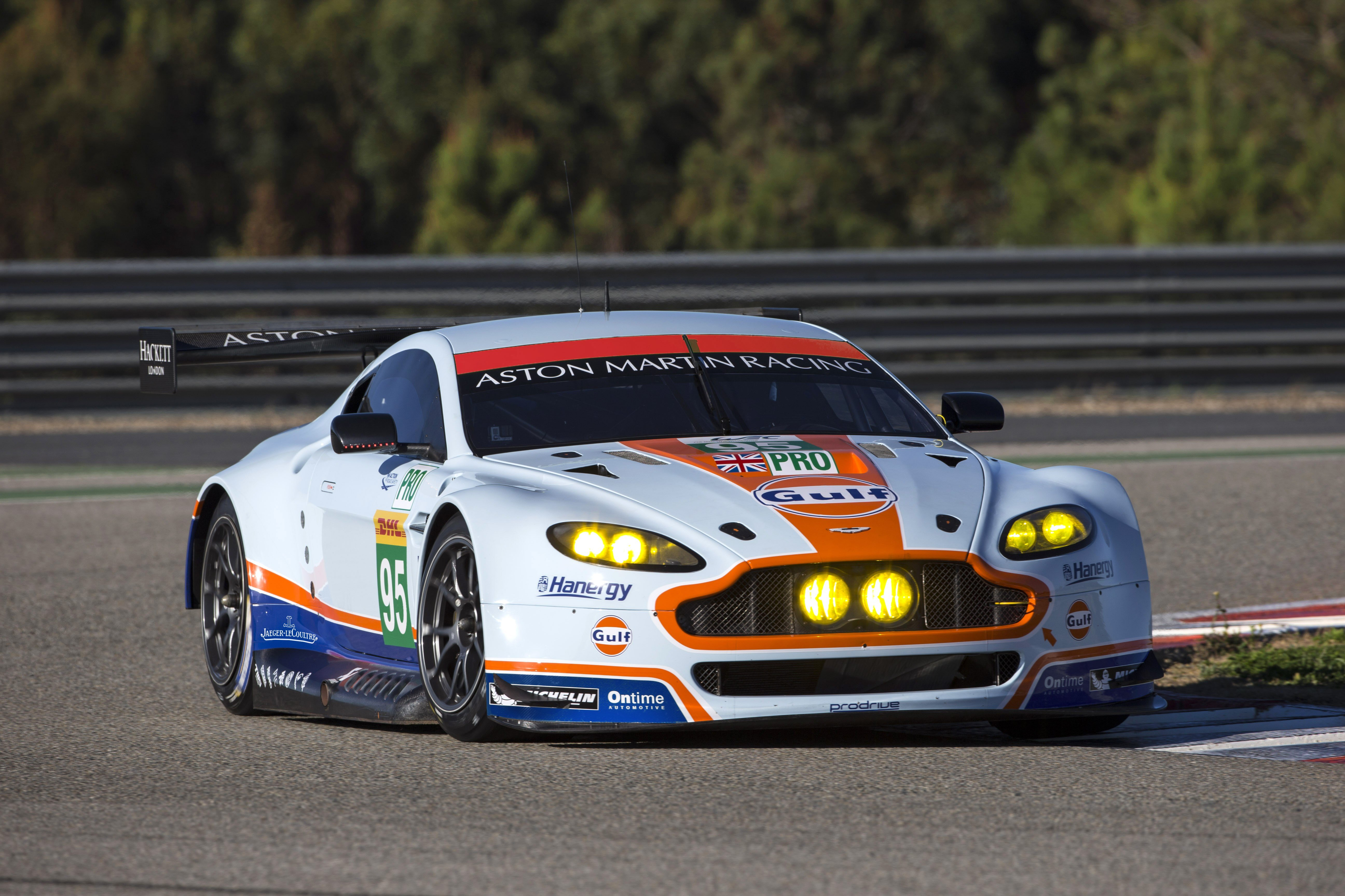 Latest Aston Martin Unveils Ambitious 2015 Racing Plans Motrface Free Download