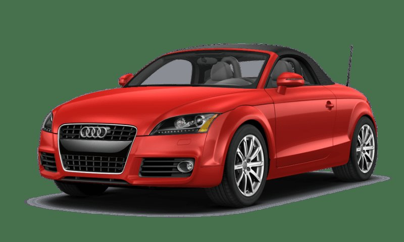 Latest Red Audi Tt Transparent Png Stickpng Free Download
