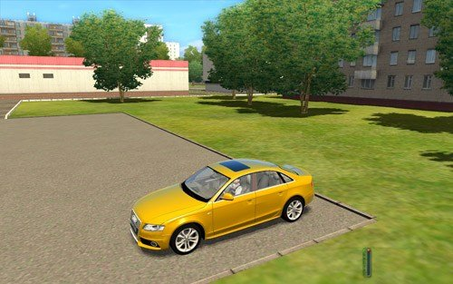 Latest Audi S4 2010 – Simulator Games Mods Download Free Download