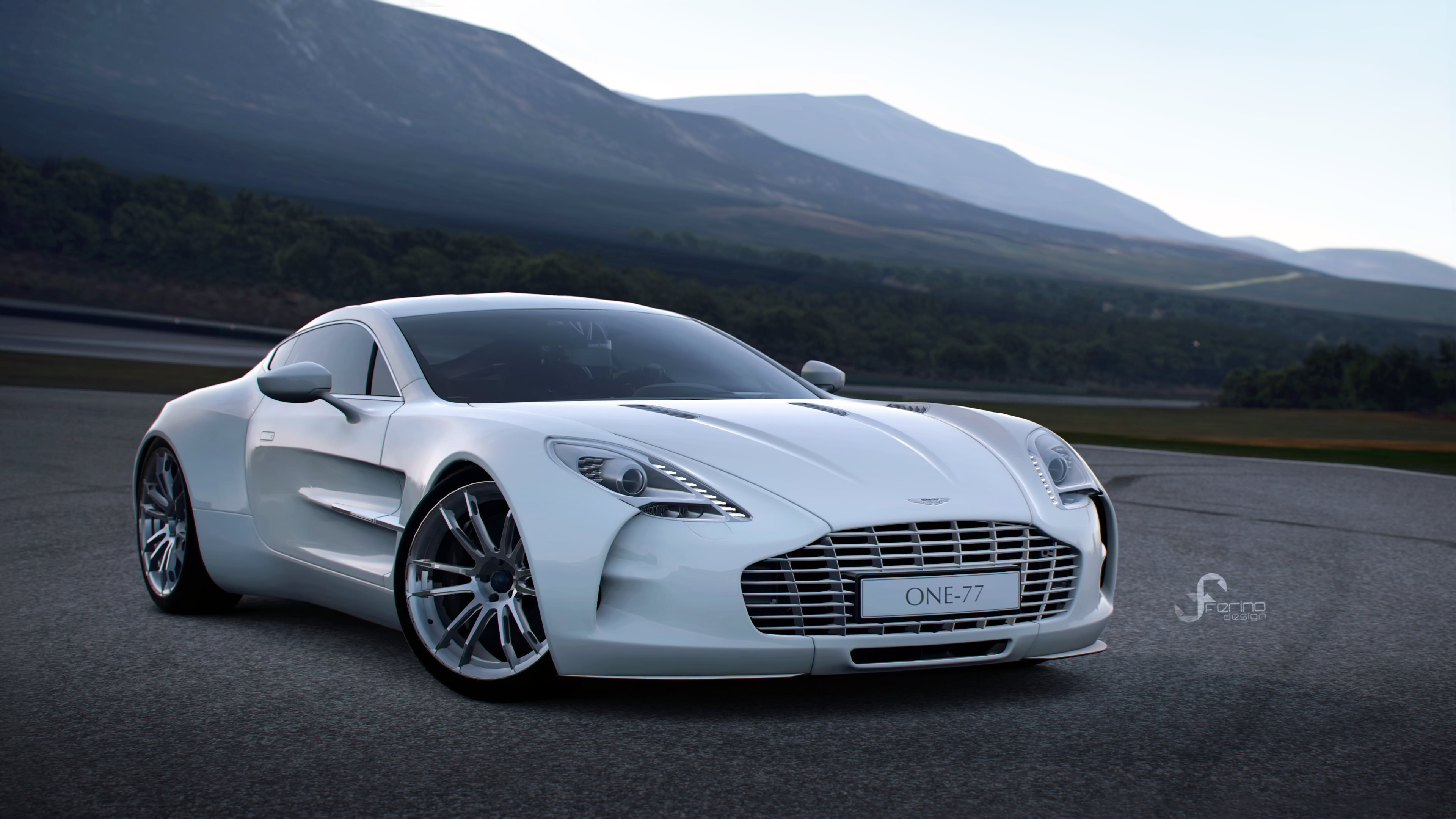 Latest Aston Martin One 77 Wallpapers Images Photos Pictures Free Download