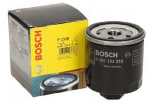 Bosch сүзгісі.