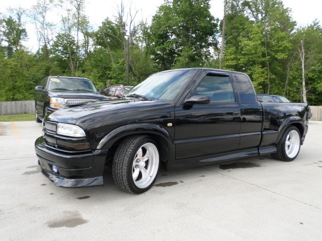 2000 Chevrolet S 10 Ls Xtreme For Sale In Cincinnati Oh